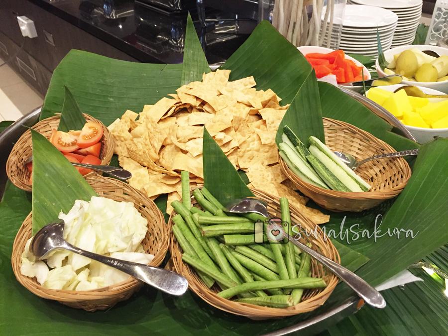 Buffet Ramadhan 2021: Muhibbah Buffet @ Impiana Hotel Senai