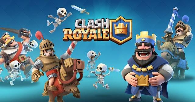 Clash Royale Overthrow Sınırsız Elmas Hileli APK