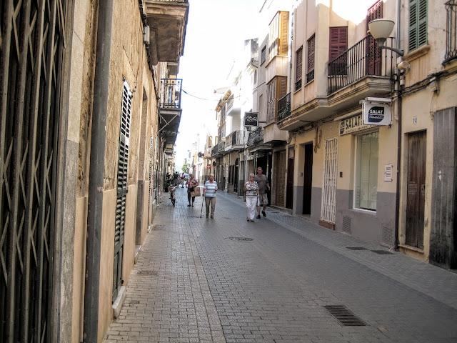 Sa Pobla, liburan Eropa di Spanyol