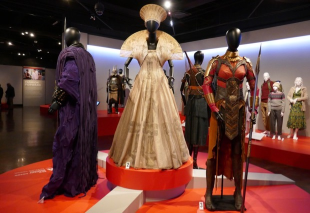 Jason In Hollywood Enjoying The 27th Art Of Motion Picture Costume Design Exhibition At Dtla S Fidm Museum