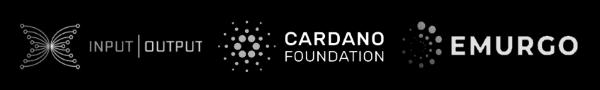 Blockchain 3.0, Cardano Foundation, Input Output, Emurgo