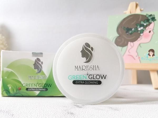 Review : Maresha Green Glow, Serum Multifungsi untuk Atasi Penuaan Kulit