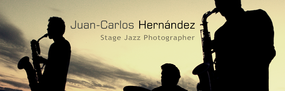 Juan Carlos Hernandez - Stage and Jazz Photographer