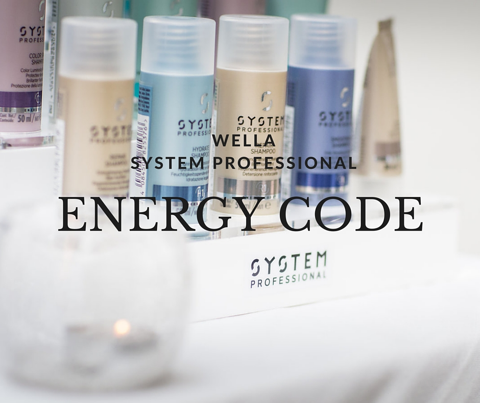 Beauty| What's your WELLA Systems Professional Energycode?