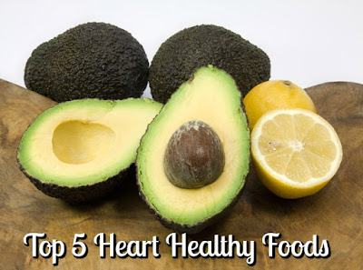 Top 5 Foods for February Heart Health Awareness