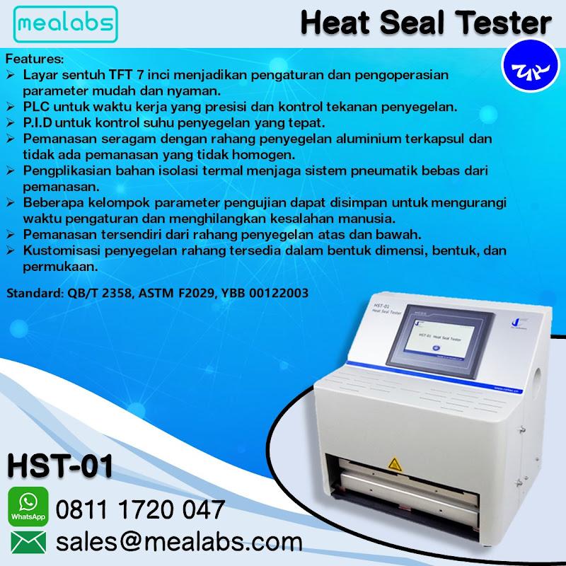HST-01 Hot Seal Tester