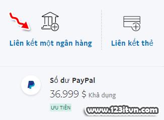 Rút tiền ở Paypal sau khi hết 180 ngày limit