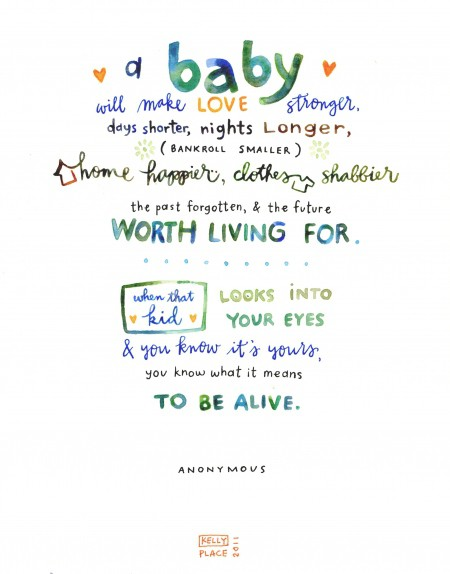 baby blessing quote - photo #20