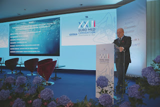 XXIII Euromed Convention From Land to Sea