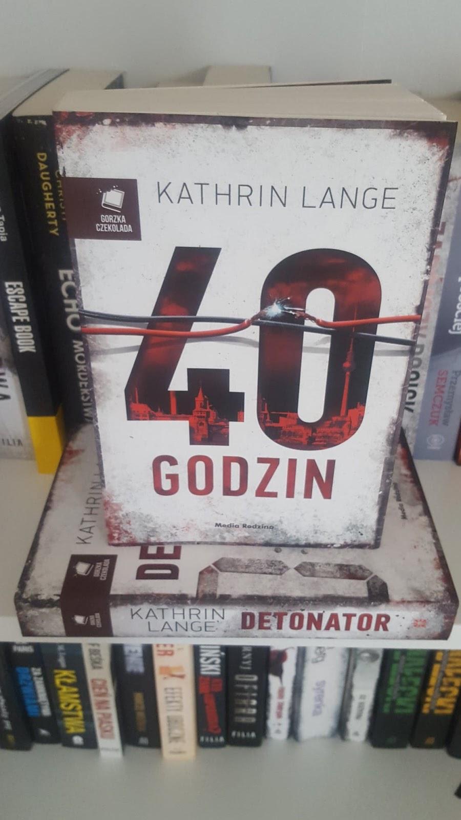 Kathrin Lange - 40 godzin