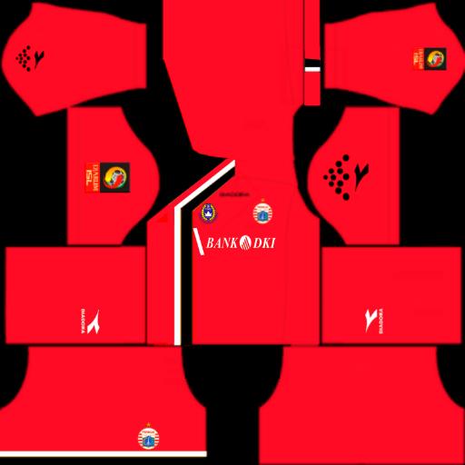 Persija 2008 Kits Dream League Soccer