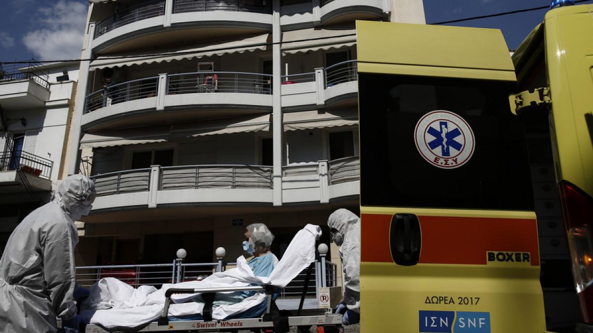 Κορονοϊός: 6 νεκροί σε ένα 24ωρο στην Ελλάδα - Ρεκόρ θανάτων