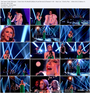 Kylie Minogue - Come Into My World (Alan Carr Chatty Man 2012-12-21) HDTV 1080i Free Download Watrch Online