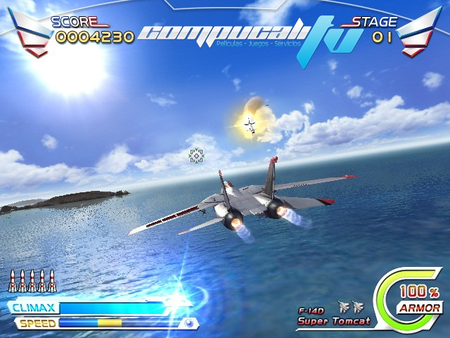 SEGA After Burner Climax Juego para Android