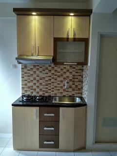 kitchen-apartemen-pancoran-riverside