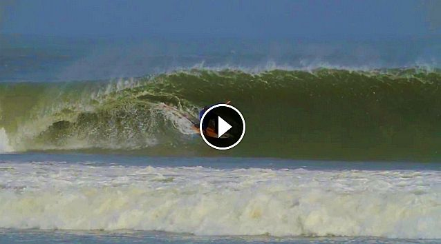 Surf Skeleton Bay Namibia 2016 - Lapo Coutinho