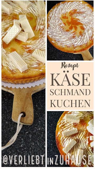 Rezept Kaese-Schmand-Kuchen auch als Blechkuchen