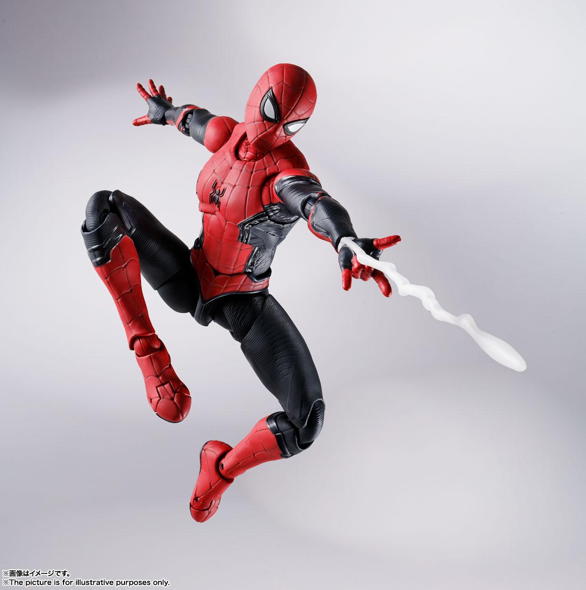 S.H.Figuarts Spider-Man: No Way Home