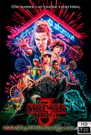 Stranger Things Temporada 3 [720p] [Latino-Ingles] [MEGA]