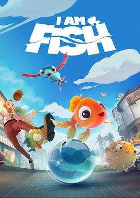 Capa do I Am Fish
