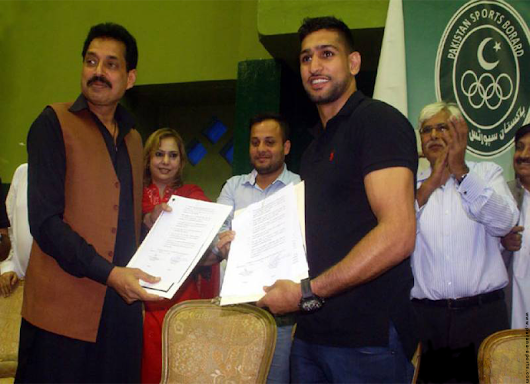 REVIVAL OF BOXING IN PAKISTAN ~ World Boxing News