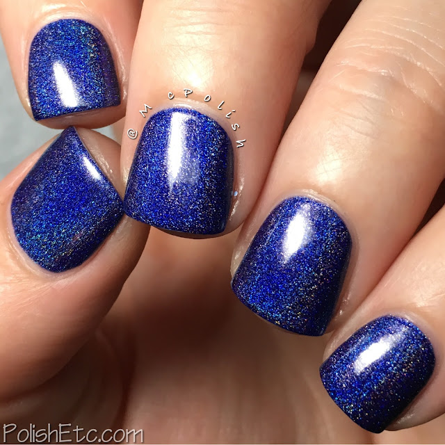 Nine Zero Lacquer - ROY G BIV Collection - McPolish - Reflect