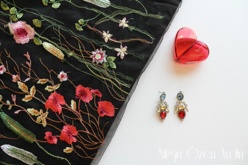 alışveriş-Tosave-nakışlı dantel kumaş-kadın figürlü çanta-moda blogu