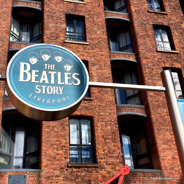 Museu The Beatles Story, Liverpool