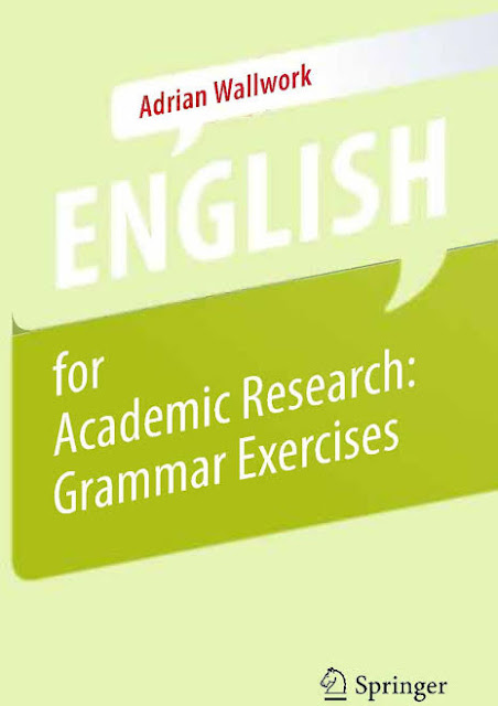 English for Academic  Research: Grammar  Exercises