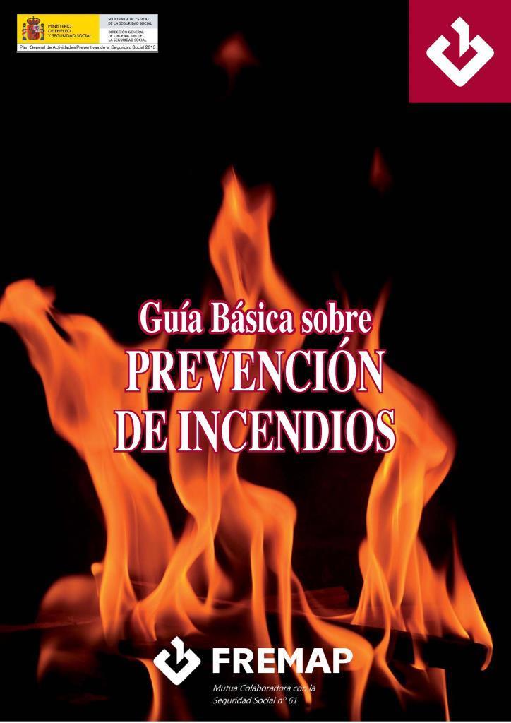Guía básica sobre prevención de incendios