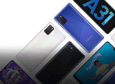 Samsung Galaxy A31 price specifications