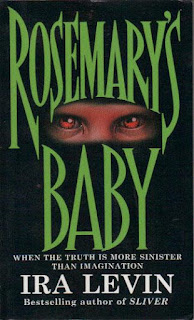 13 Reads of Horror! -  Rosemary's Baby by Ira Levin