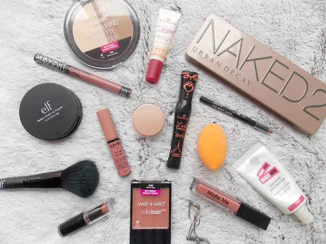 Foundation Less Make Up Routine