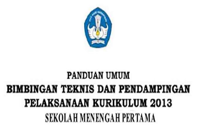 Materi Bimtek Penyegaran Kurikulum 2013 Tingkat SMP