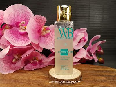 World Of Beauty – Dermoliquido gel detergente viso