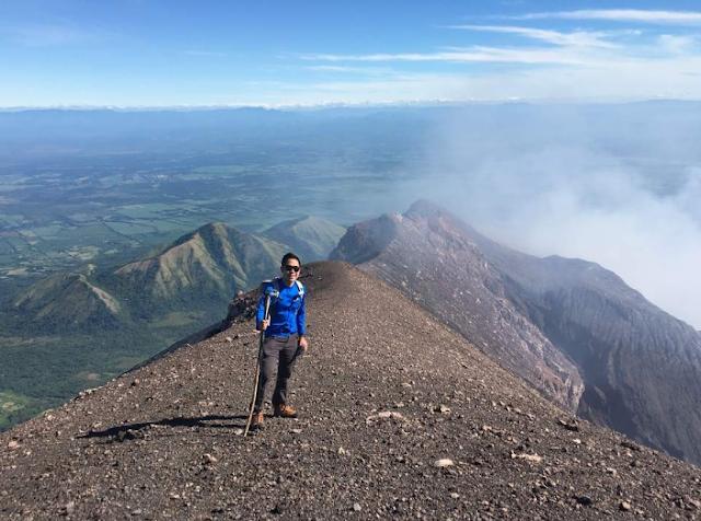 hike a volcano in nicaragua