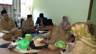 Penyuluh Agama Islam dan PAI Non PNS Kecamatan Jatiwangi khatamkan kajian Kitab Syu'bul Iman