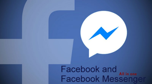 Facebook Mod Messanger in One Apk Android