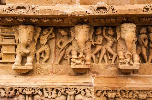 Figuras Khajuraho