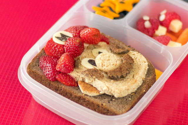Super Mario Bros School Lunch Recipe