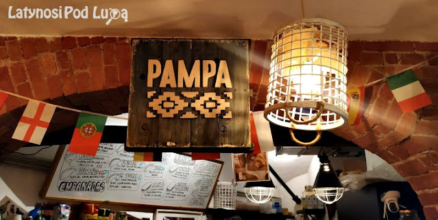 PAMPA - smak Argentyny w centrum Wrocławia