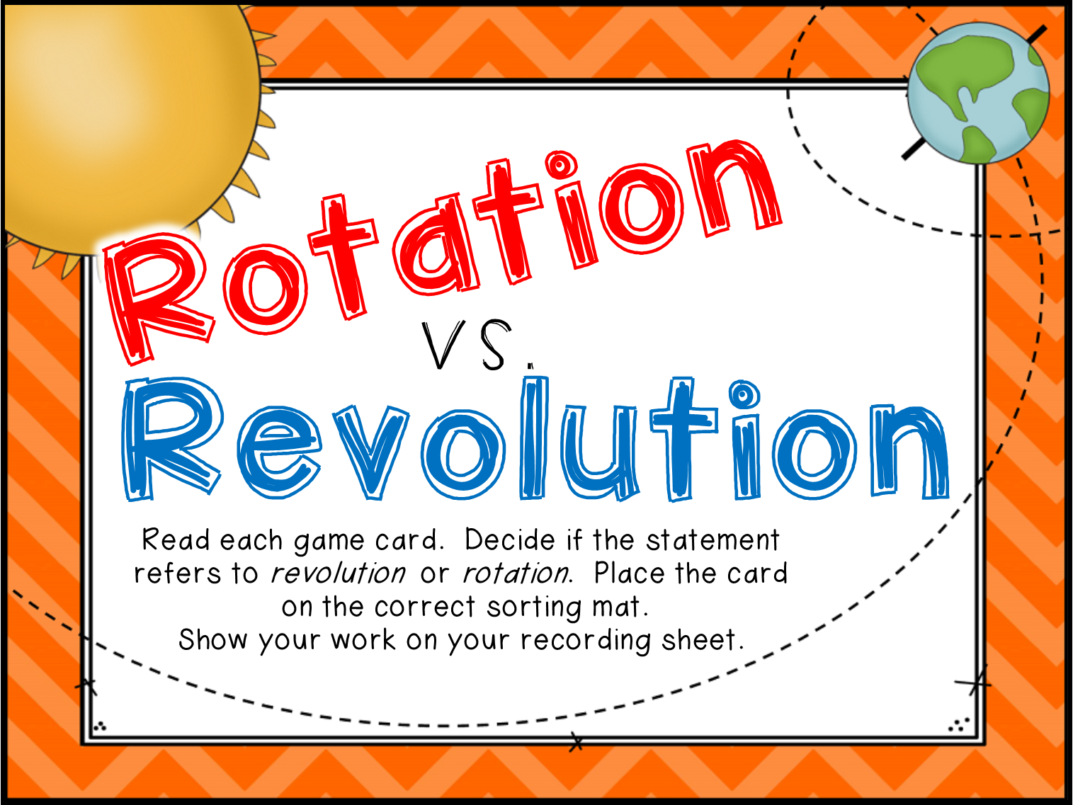 The Classroom Game Nook Freebie Updated Science Game