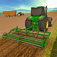 Modern Farming Simulator - Tractor & Drone Farming Apk Download