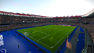 PES 2020 Stadium Parc des Princes Converted from FIFA