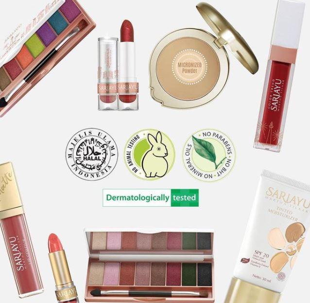 Martha Tilaar Daftar Kosmetik Halal Indonesia Terbaru