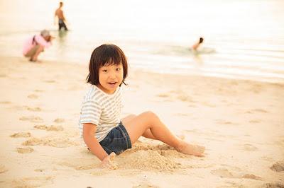 沖縄 子供写真