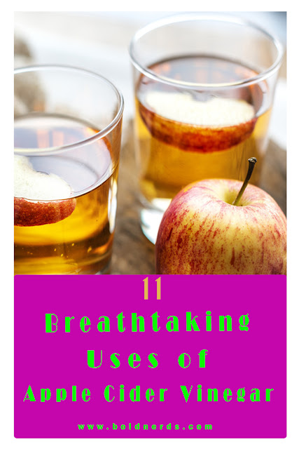 11 Breathtaking Uses of Apple Cider Vinegar You Don't Know