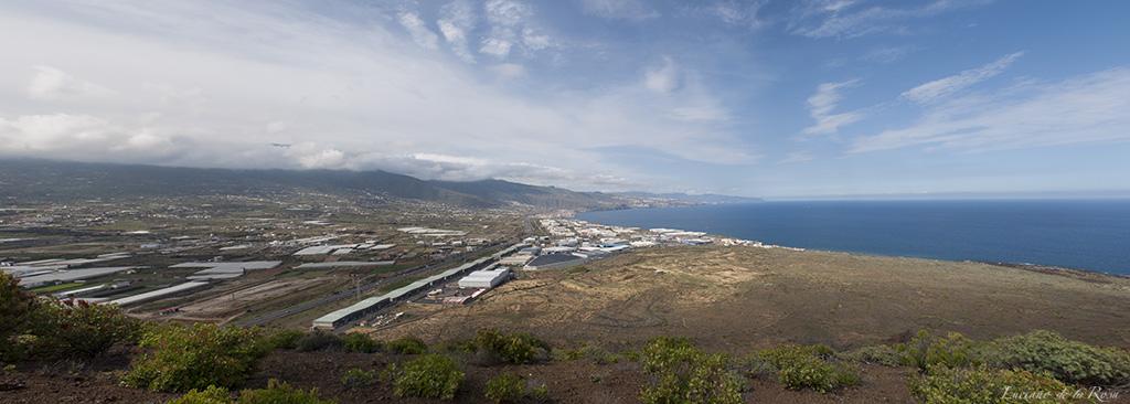 Vistas desde Montaña grande hacia el noreste