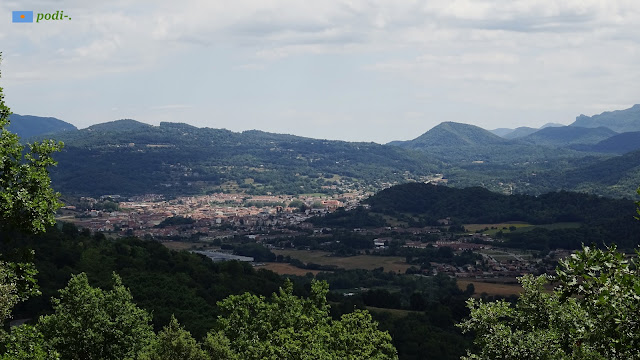 Garrotxa, Sant Miquel del Mont