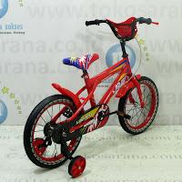 Sepeda Anak Lazaro 230 Sport BMX 16 Inci